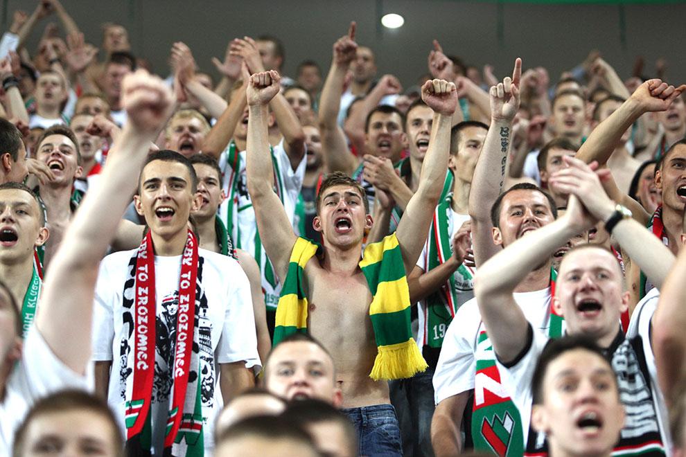 Legia Warszawa 3-1 SV Ried im Innkreis - fot. Piotr Galas/wiadomosci24.pl (zdjęcie 70 z 78)