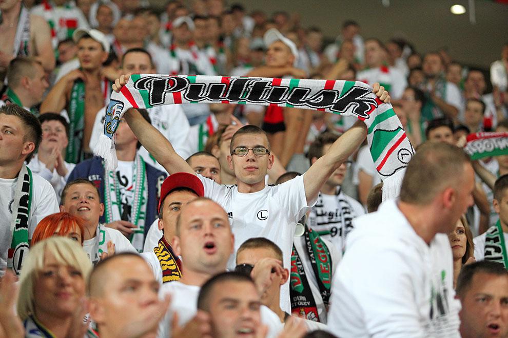 Legia Warszawa 3-1 SV Ried im Innkreis - fot. Piotr Galas/wiadomosci24.pl (zdjęcie 71 z 78)