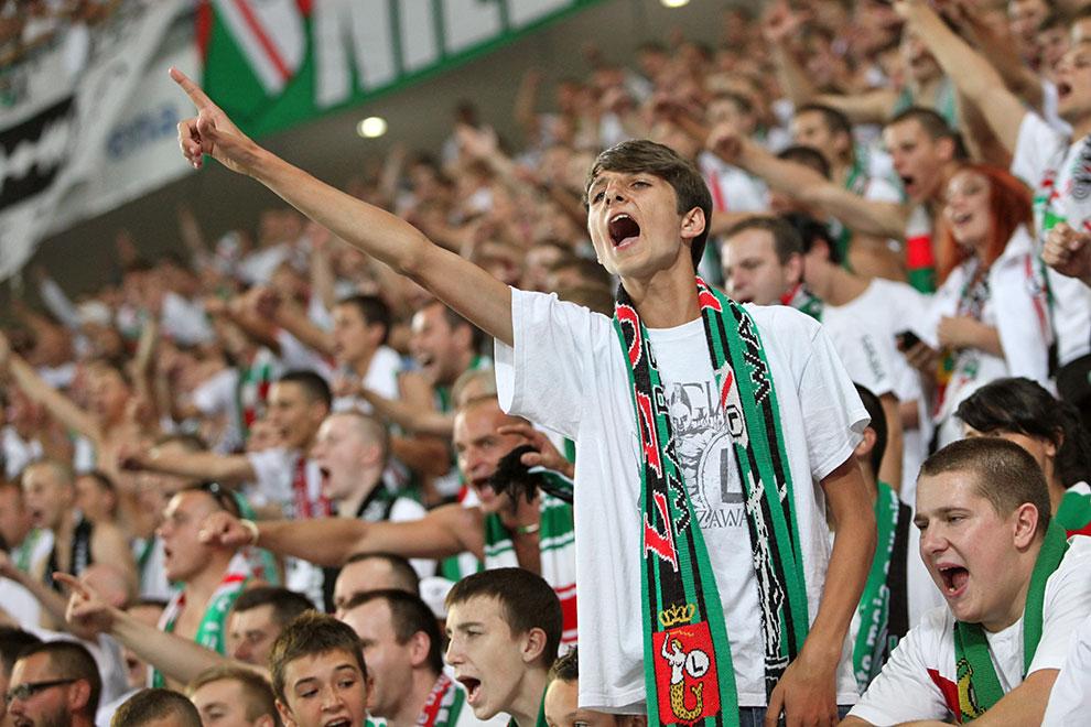 Legia Warszawa 3-1 SV Ried im Innkreis - fot. Piotr Galas/wiadomosci24.pl (zdjęcie 72 z 78)
