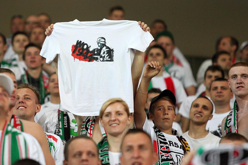 Legia Warszawa 3-1 SV Ried im Innkreis - fot. Piotr Galas/wiadomosci24.pl (zdjęcie 73 z 78)
