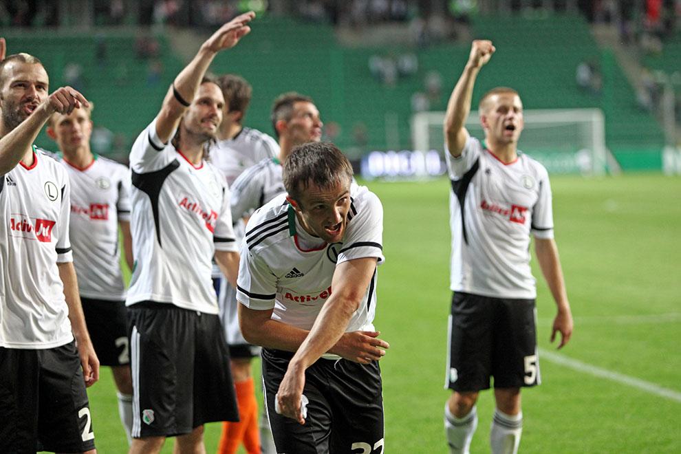 Legia Warszawa 3-1 SV Ried im Innkreis - fot. Piotr Galas/wiadomosci24.pl (zdjęcie 74 z 78)