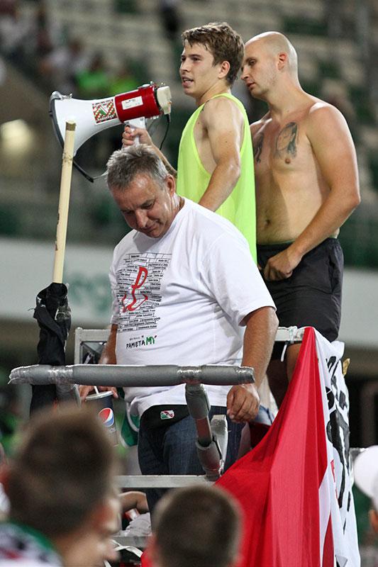 Legia Warszawa 3-1 SV Ried im Innkreis - fot. Piotr Galas/wiadomosci24.pl (zdjęcie 76 z 78)