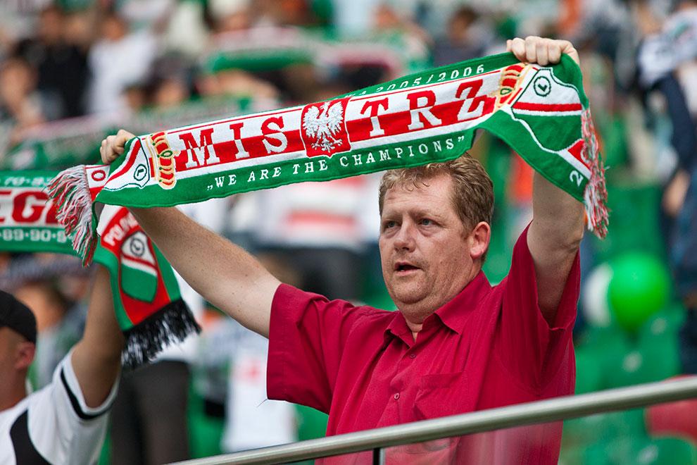 Legia Warszawa 3-1 SV Ried im Innkreis - fot. Piotr Galas/wiadomosci24.pl (zdjęcie 8 z 78)