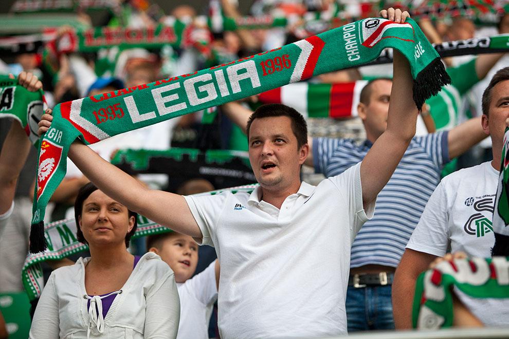 Legia Warszawa 3-1 SV Ried im Innkreis - fot. Piotr Galas/wiadomosci24.pl (zdjęcie 9 z 78)