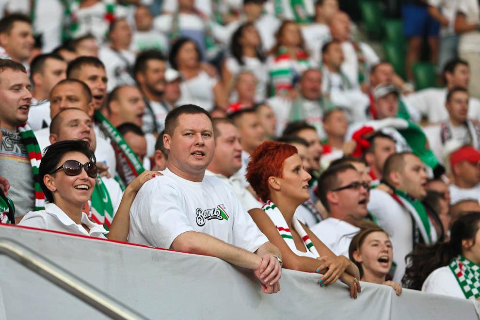 Legia Warszawa 1-1 Rosenborg Trondheim - fot. Piotr Galas/Wiadomosci24.pl (zdjęcie 10 z 71)