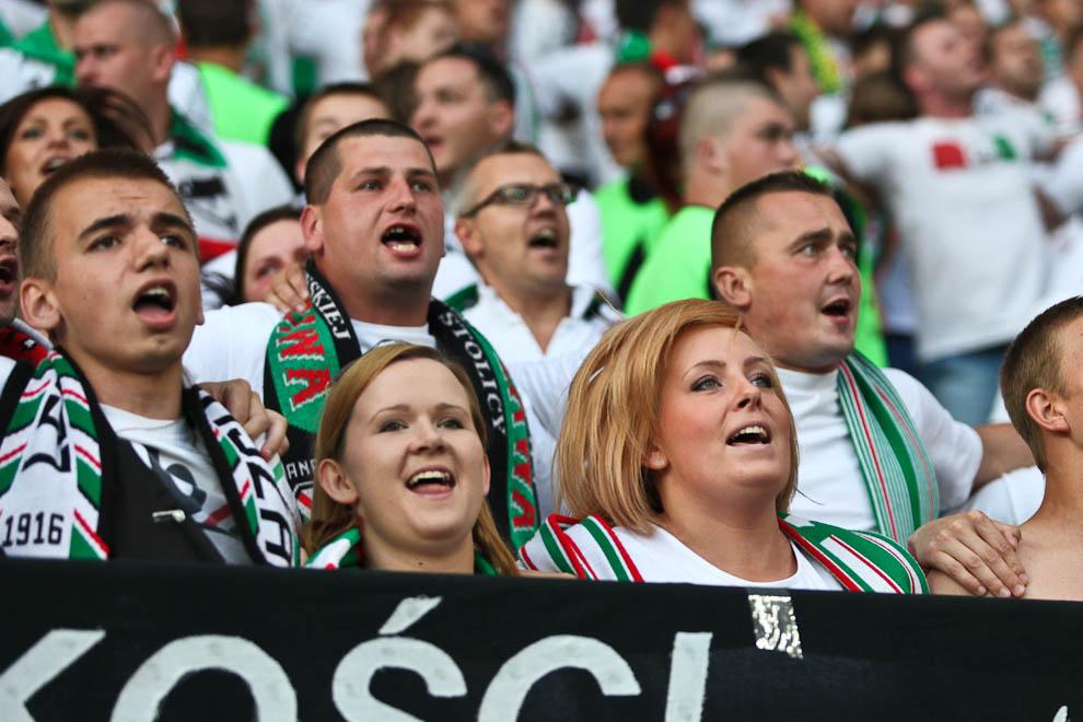 Legia Warszawa 1-1 Rosenborg Trondheim - fot. Piotr Galas/Wiadomosci24.pl (zdjęcie 11 z 71)