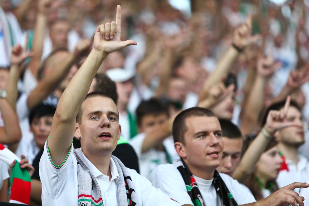 Legia Warszawa 1-1 Rosenborg Trondheim - fot. Piotr Galas/Wiadomosci24.pl (zdjęcie 12 z 71)