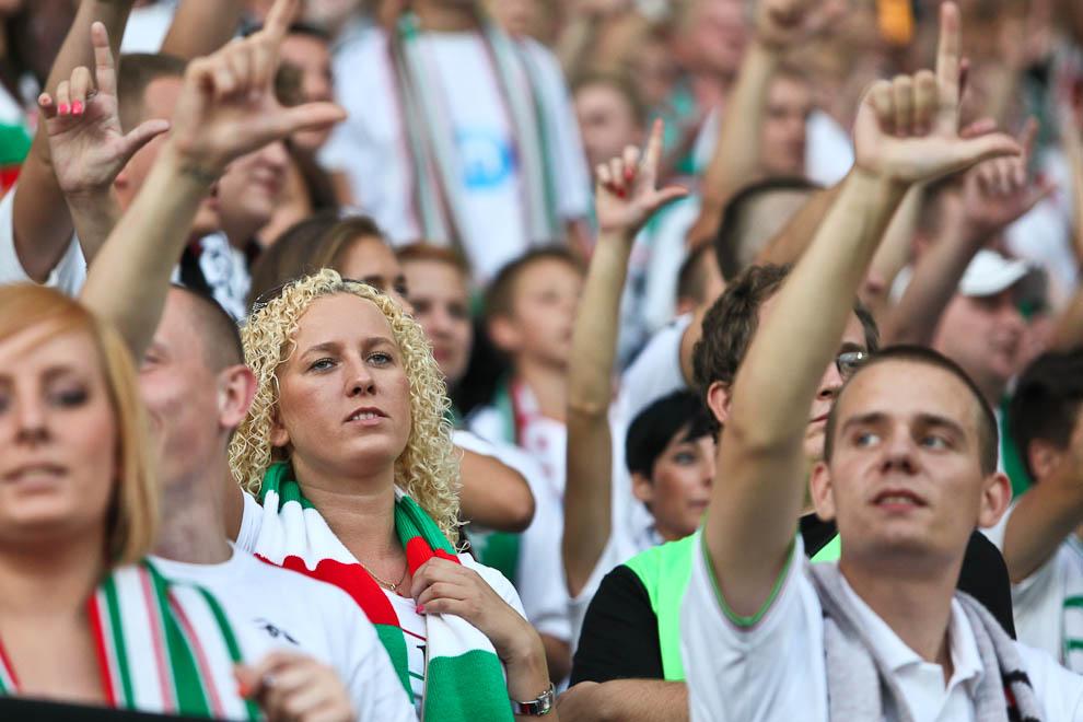 Legia Warszawa 1-1 Rosenborg Trondheim - fot. Piotr Galas/Wiadomosci24.pl (zdjęcie 13 z 71)