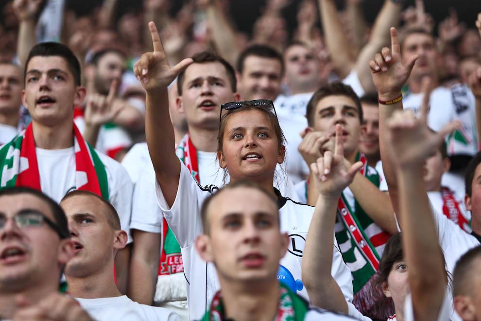 Legia Warszawa 1-1 Rosenborg Trondheim - fot. Piotr Galas/Wiadomosci24.pl (zdjęcie 14 z 71)