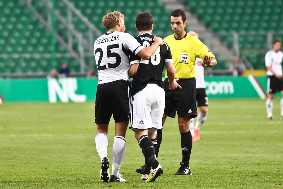 Legia Warszawa 1-1 Rosenborg Trondheim - fot. Piotr Galas/Wiadomosci24.pl (zdjęcie 15 z 71)