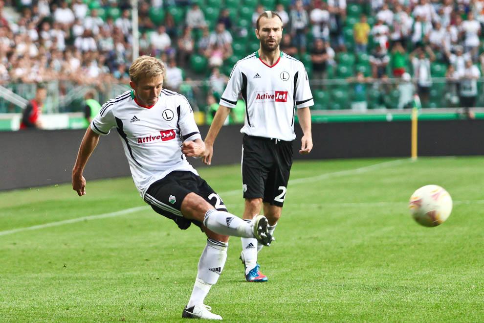 Legia Warszawa 1-1 Rosenborg Trondheim - fot. Piotr Galas/Wiadomosci24.pl (zdjęcie 16 z 71)
