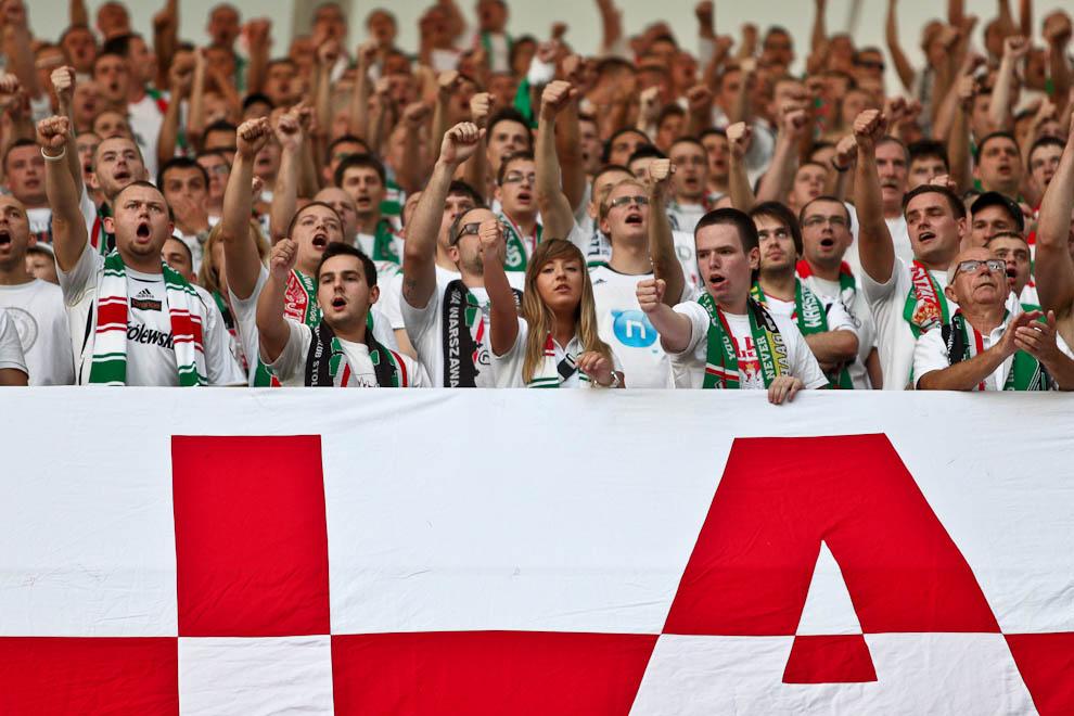 Legia Warszawa 1-1 Rosenborg Trondheim - fot. Piotr Galas/Wiadomosci24.pl (zdjęcie 17 z 71)