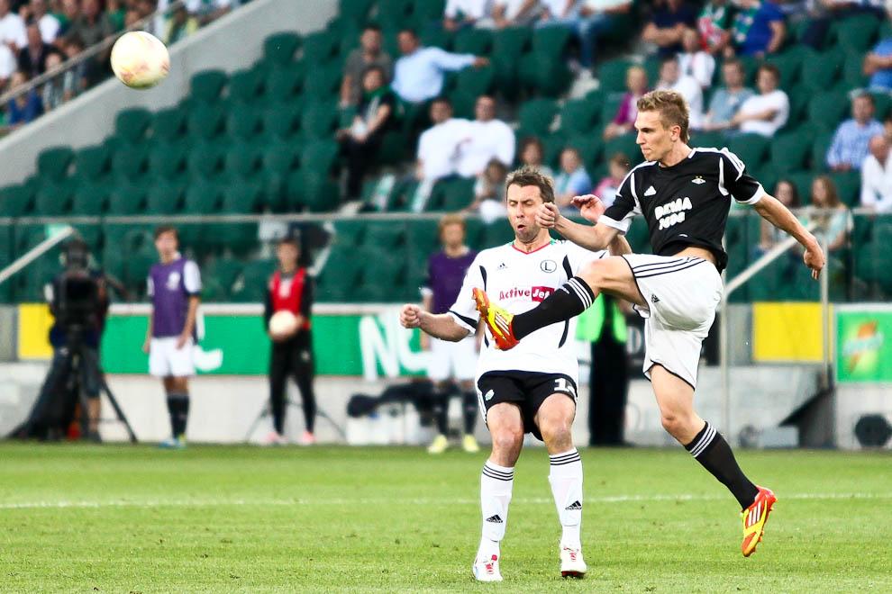 Legia Warszawa 1-1 Rosenborg Trondheim - fot. Piotr Galas/Wiadomosci24.pl (zdjęcie 18 z 71)