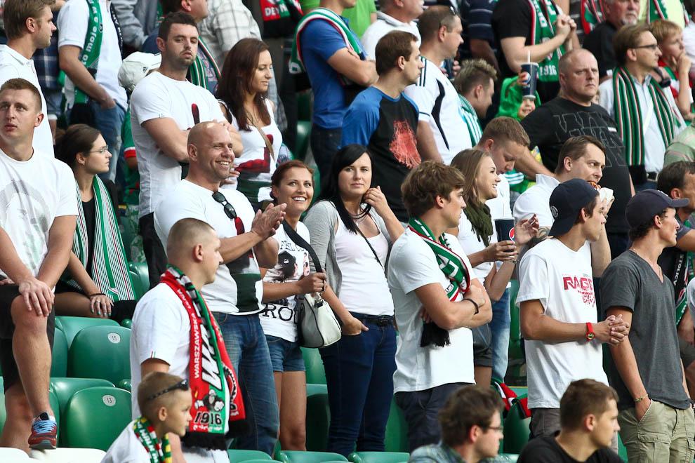 Legia Warszawa 1-1 Rosenborg Trondheim - fot. Piotr Galas/Wiadomosci24.pl (zdjęcie 19 z 71)