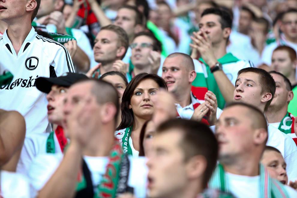Legia Warszawa 1-1 Rosenborg Trondheim - fot. Piotr Galas/Wiadomosci24.pl (zdjęcie 20 z 71)