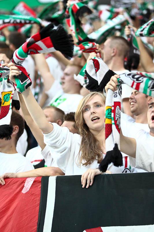 Legia Warszawa 1-1 Rosenborg Trondheim - fot. Piotr Galas/Wiadomosci24.pl (zdjęcie 21 z 71)