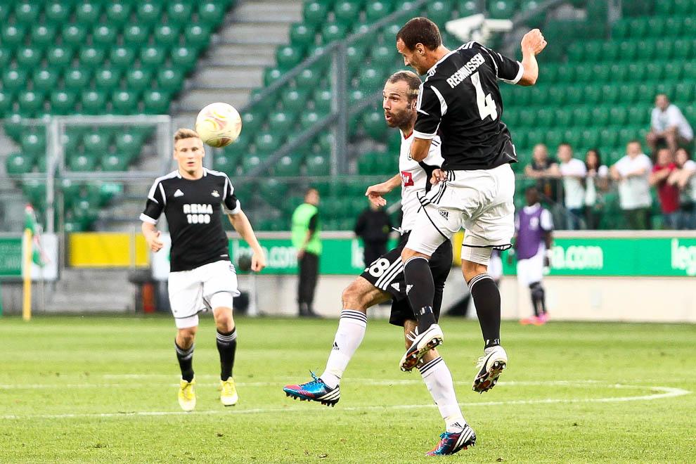 Legia Warszawa 1-1 Rosenborg Trondheim - fot. Piotr Galas/Wiadomosci24.pl (zdjęcie 22 z 71)