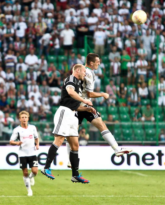 Legia Warszawa 1-1 Rosenborg Trondheim - fot. Piotr Galas/Wiadomosci24.pl (zdjęcie 23 z 71)