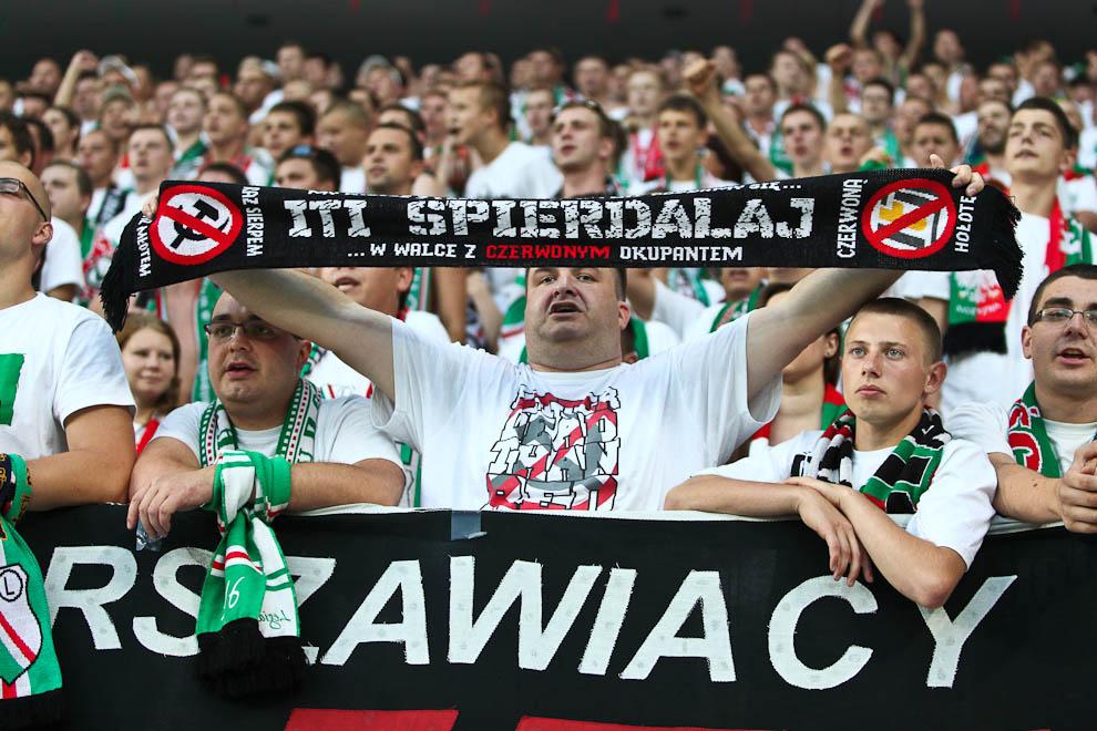 Legia Warszawa 1-1 Rosenborg Trondheim - fot. Piotr Galas/Wiadomosci24.pl (zdjęcie 24 z 71)