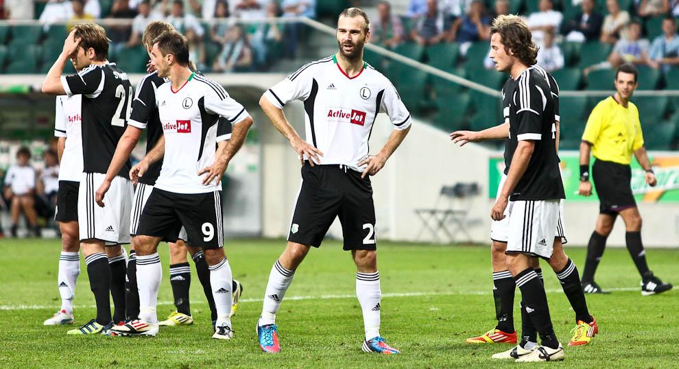 Legia Warszawa 1-1 Rosenborg Trondheim - fot. Piotr Galas/Wiadomosci24.pl (zdjęcie 25 z 71)