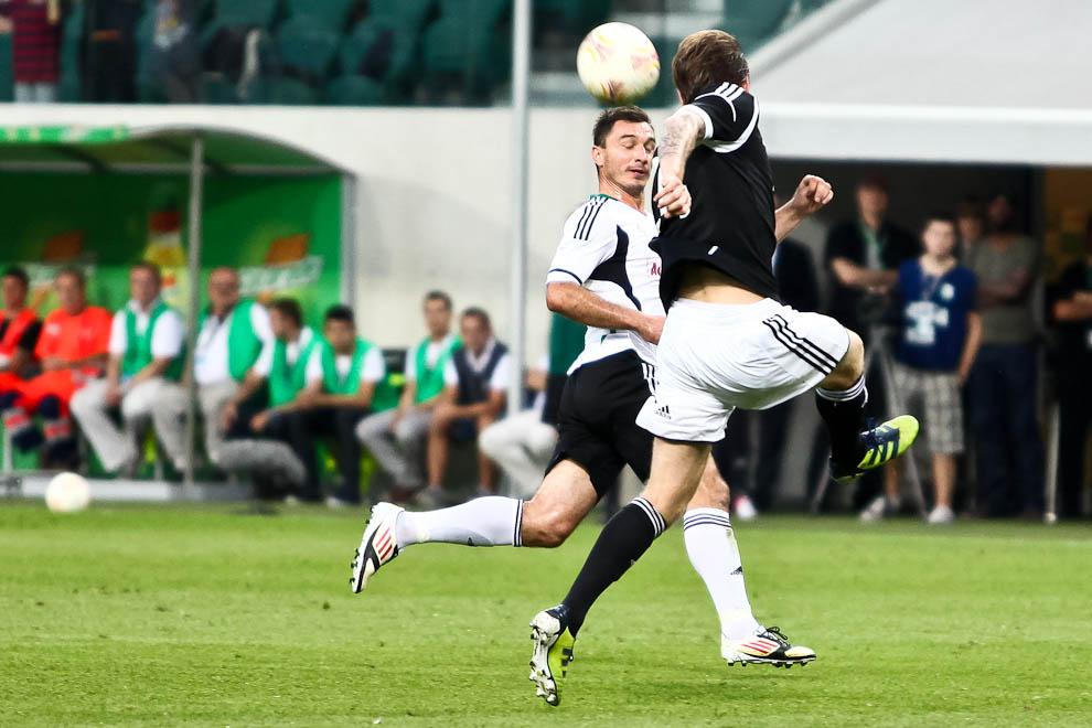 Legia Warszawa 1-1 Rosenborg Trondheim - fot. Piotr Galas/Wiadomosci24.pl (zdjęcie 26 z 71)