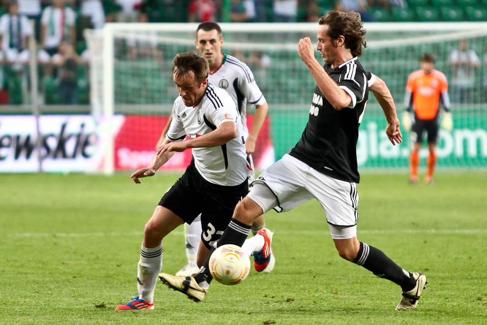 Legia Warszawa 1-1 Rosenborg Trondheim - fot. Piotr Galas/Wiadomosci24.pl (zdjęcie 27 z 71)