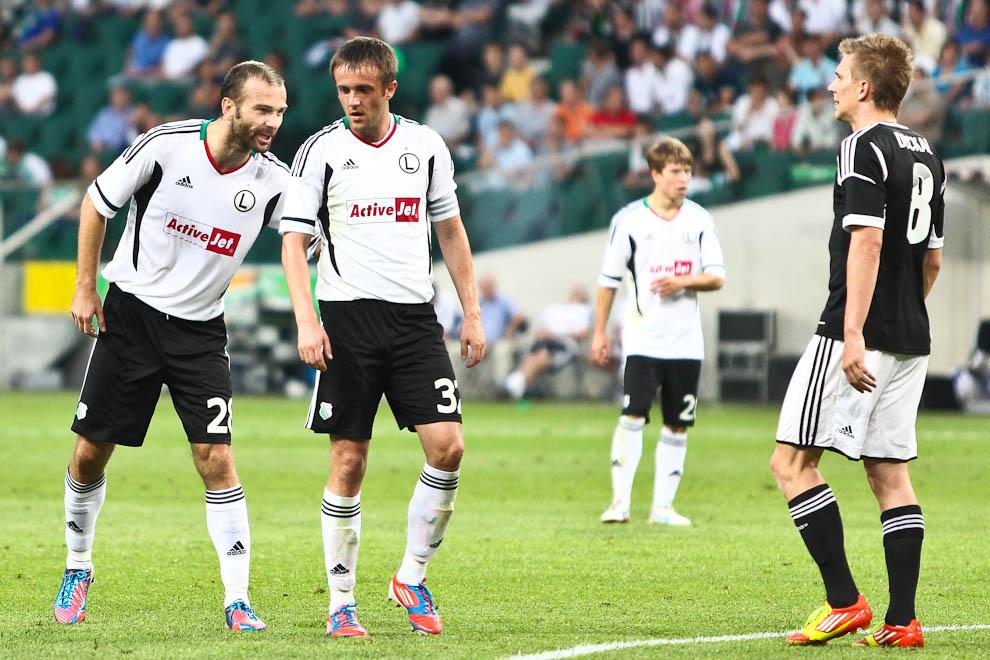 Legia Warszawa 1-1 Rosenborg Trondheim - fot. Piotr Galas/Wiadomosci24.pl (zdjęcie 29 z 71)