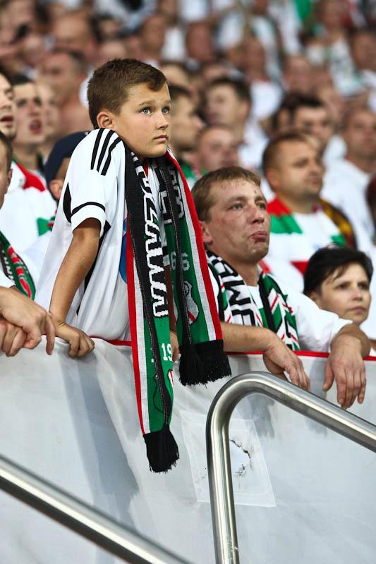 Legia Warszawa 1-1 Rosenborg Trondheim - fot. Piotr Galas/Wiadomosci24.pl (zdjęcie 30 z 71)