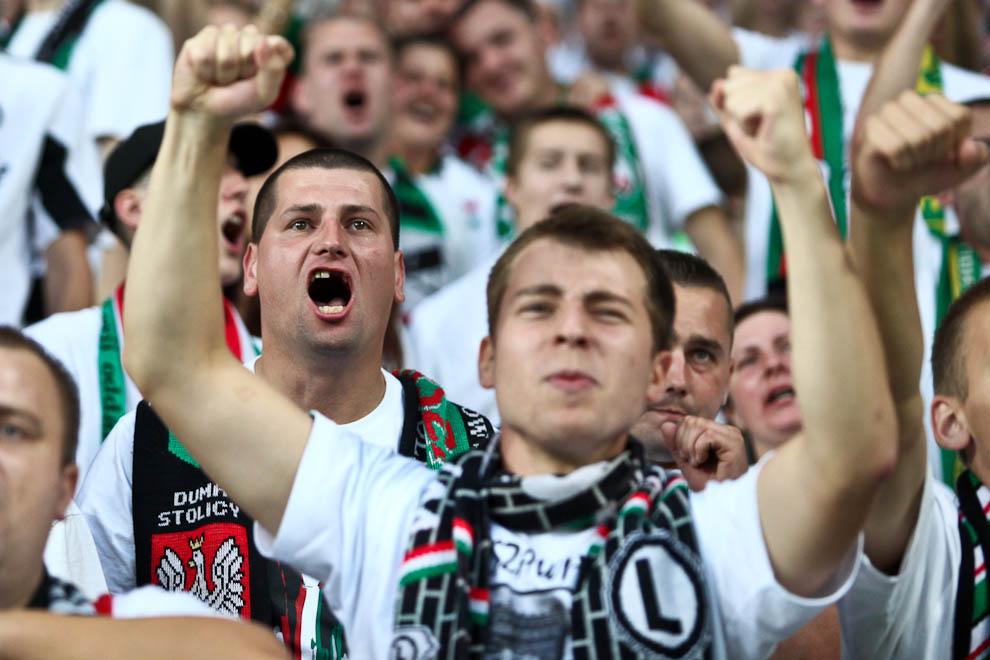 Legia Warszawa 1-1 Rosenborg Trondheim - fot. Piotr Galas/Wiadomosci24.pl (zdjęcie 31 z 71)