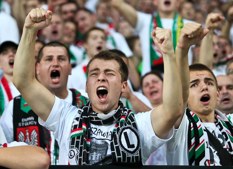Legia Warszawa 1-1 Rosenborg Trondheim - fot. Piotr Galas/Wiadomosci24.pl (zdjęcie 32 z 71)