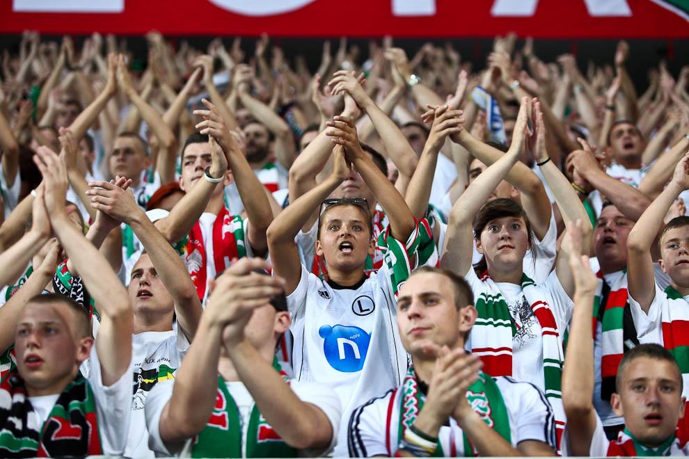 Legia Warszawa 1-1 Rosenborg Trondheim - fot. Piotr Galas/Wiadomosci24.pl (zdjęcie 33 z 71)