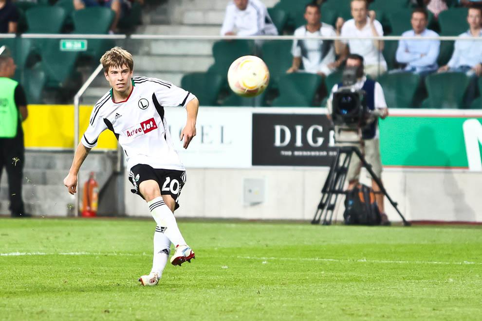 Legia Warszawa 1-1 Rosenborg Trondheim - fot. Piotr Galas/Wiadomosci24.pl (zdjęcie 34 z 71)