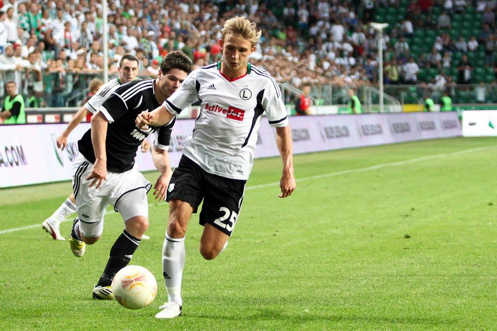 Legia Warszawa 1-1 Rosenborg Trondheim - fot. Piotr Galas/Wiadomosci24.pl (zdjęcie 35 z 71)