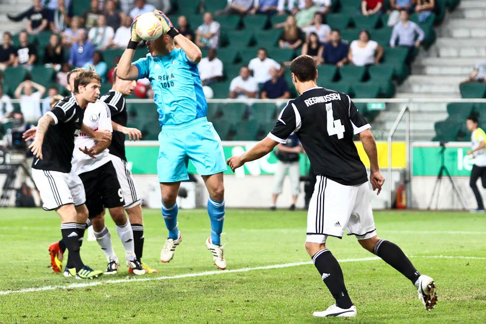 Legia Warszawa 1-1 Rosenborg Trondheim - fot. Piotr Galas/Wiadomosci24.pl (zdjęcie 36 z 71)