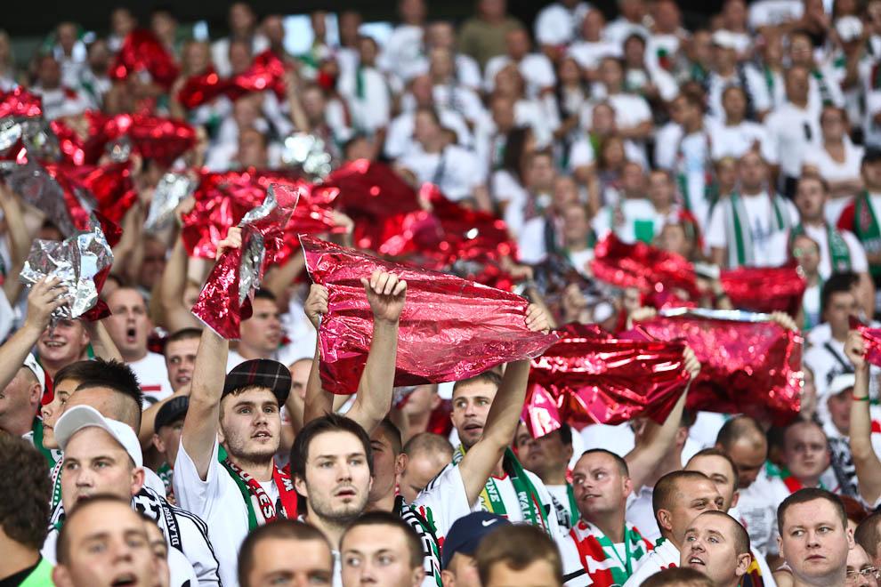 Legia Warszawa 1-1 Rosenborg Trondheim - fot. Piotr Galas/Wiadomosci24.pl (zdjęcie 37 z 71)