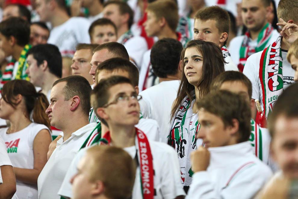 Legia Warszawa 1-1 Rosenborg Trondheim - fot. Piotr Galas/Wiadomosci24.pl (zdjęcie 39 z 71)