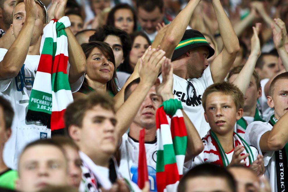 Legia Warszawa 1-1 Rosenborg Trondheim - fot. Piotr Galas/Wiadomosci24.pl (zdjęcie 40 z 71)