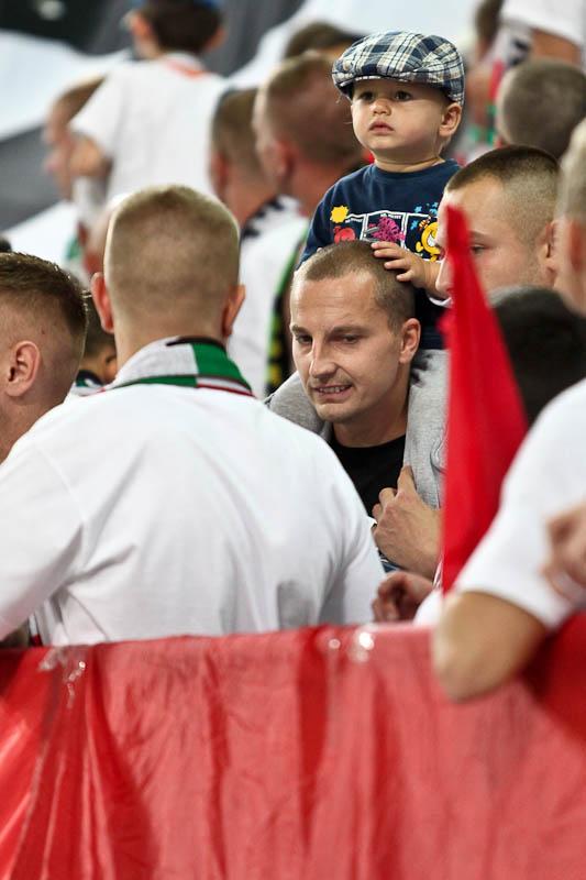Legia Warszawa 1-1 Rosenborg Trondheim - fot. Piotr Galas/Wiadomosci24.pl (zdjęcie 42 z 71)