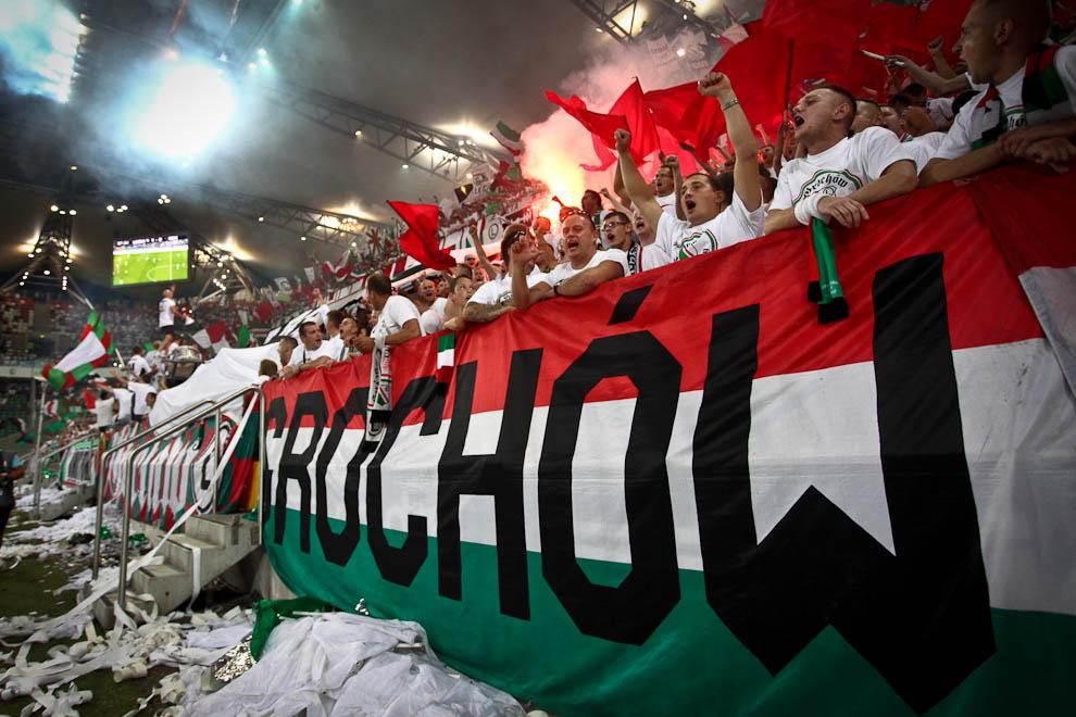 Legia Warszawa 1-1 Rosenborg Trondheim - fot. Piotr Galas/Wiadomosci24.pl (zdjęcie 43 z 71)