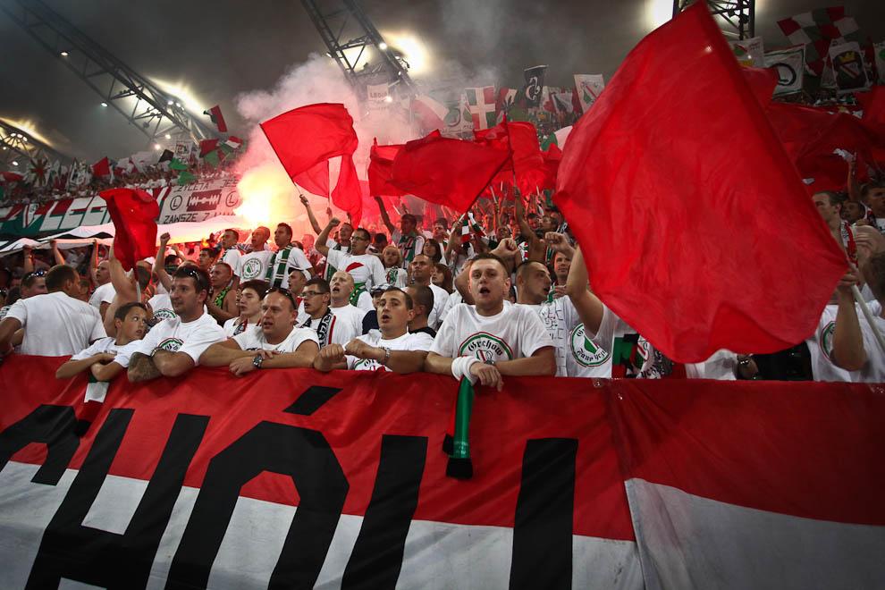Legia Warszawa 1-1 Rosenborg Trondheim - fot. Piotr Galas/Wiadomosci24.pl (zdjęcie 44 z 71)