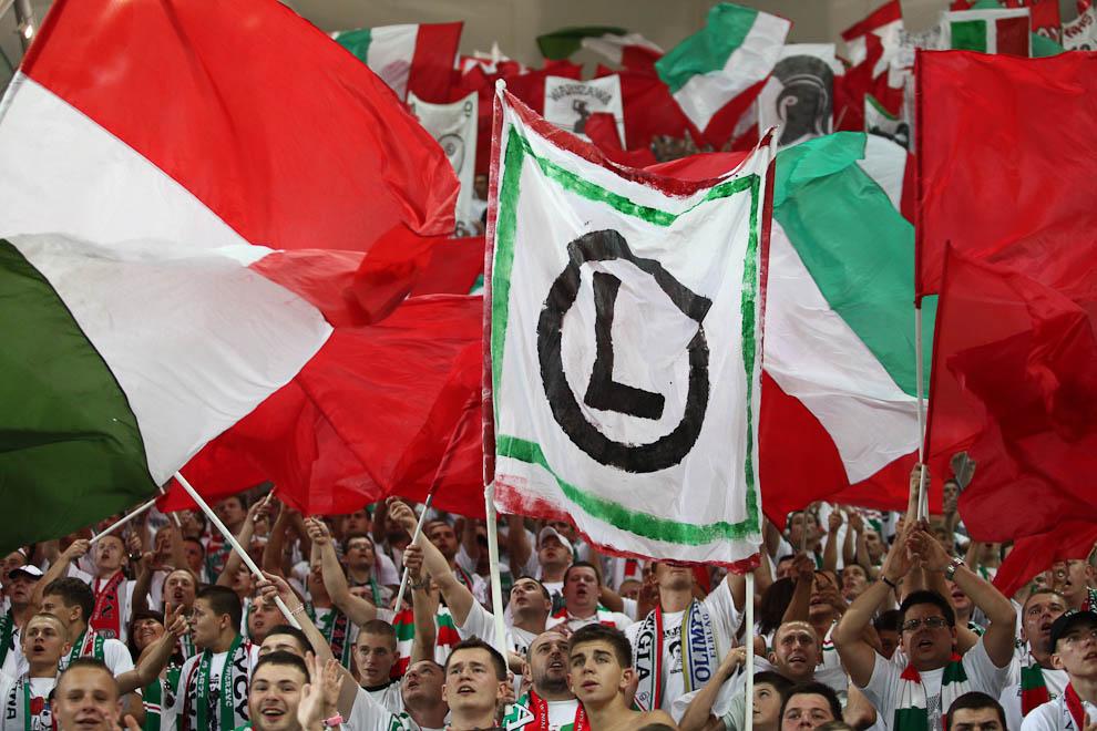 Legia Warszawa 1-1 Rosenborg Trondheim - fot. Piotr Galas/Wiadomosci24.pl (zdjęcie 46 z 71)