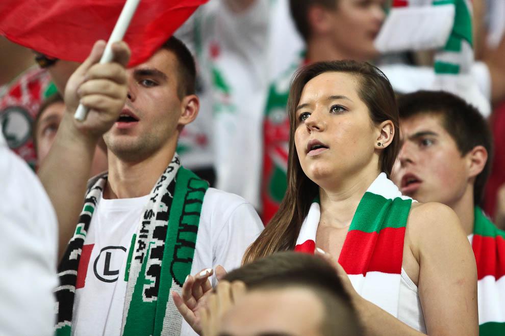 Legia Warszawa 1-1 Rosenborg Trondheim - fot. Piotr Galas/Wiadomosci24.pl (zdjęcie 47 z 71)