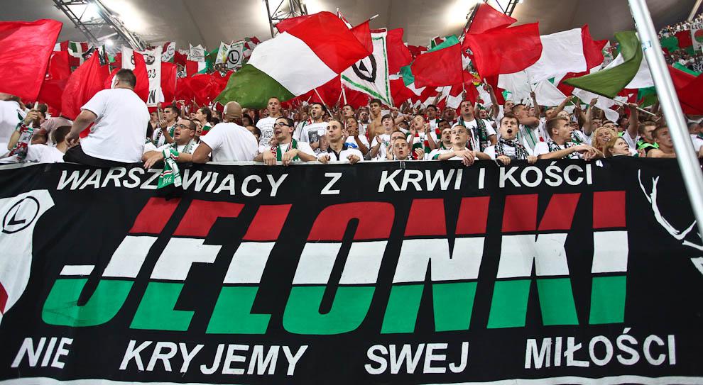 Legia Warszawa 1-1 Rosenborg Trondheim - fot. Piotr Galas/Wiadomosci24.pl (zdjęcie 48 z 71)