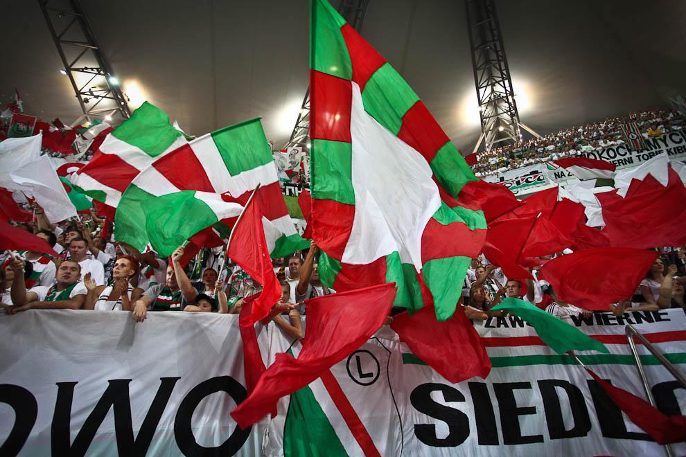 Legia Warszawa 1-1 Rosenborg Trondheim - fot. Piotr Galas/Wiadomosci24.pl (zdjęcie 49 z 71)