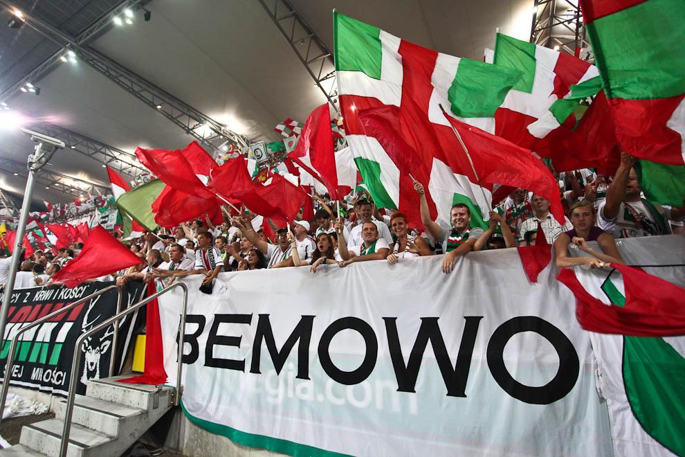 Legia Warszawa 1-1 Rosenborg Trondheim - fot. Piotr Galas/Wiadomosci24.pl (zdjęcie 50 z 71)