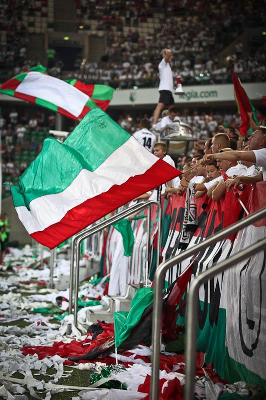 Legia Warszawa 1-1 Rosenborg Trondheim - fot. Piotr Galas/Wiadomosci24.pl (zdjęcie 51 z 71)
