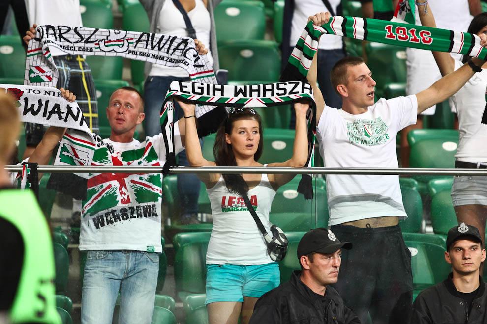 Legia Warszawa 1-1 Rosenborg Trondheim - fot. Piotr Galas/Wiadomosci24.pl (zdjęcie 53 z 71)