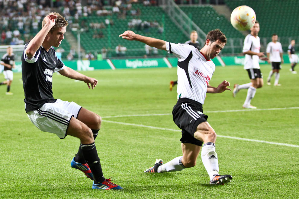 Legia Warszawa 1-1 Rosenborg Trondheim - fot. Piotr Galas/Wiadomosci24.pl (zdjęcie 55 z 71)