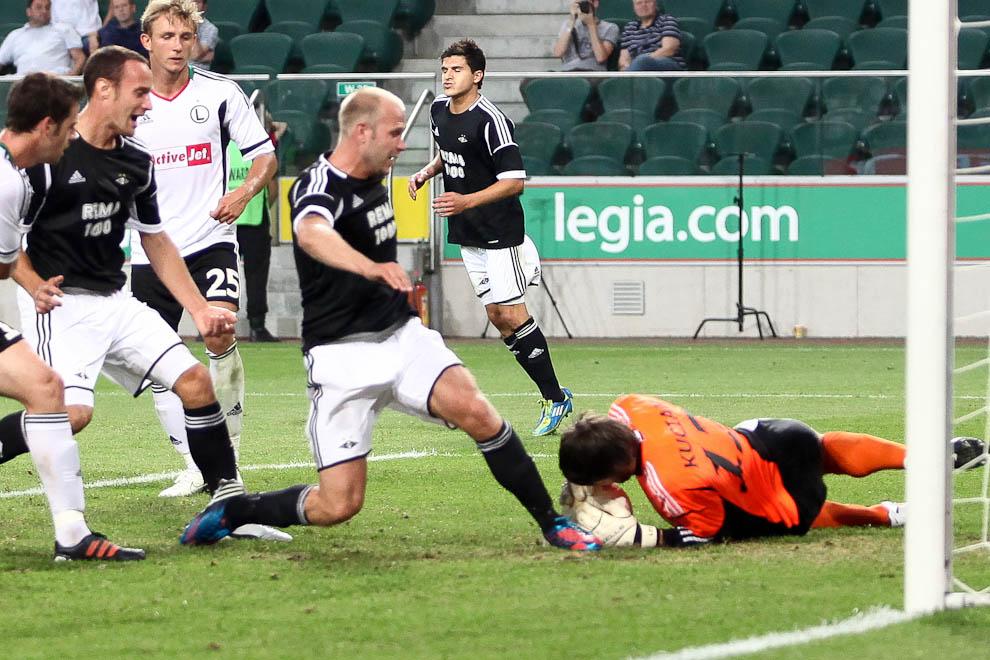 Legia Warszawa 1-1 Rosenborg Trondheim - fot. Piotr Galas/Wiadomosci24.pl (zdjęcie 56 z 71)