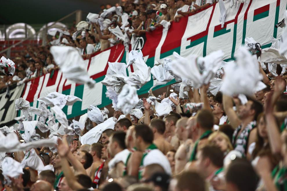 Legia Warszawa 1-1 Rosenborg Trondheim - fot. Piotr Galas/Wiadomosci24.pl (zdjęcie 57 z 71)